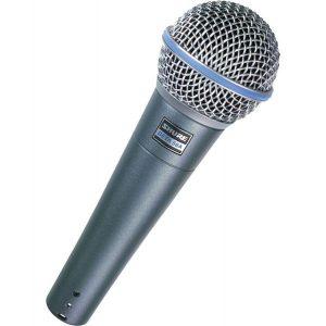 Microfon cu fir Shure Beta 58A
