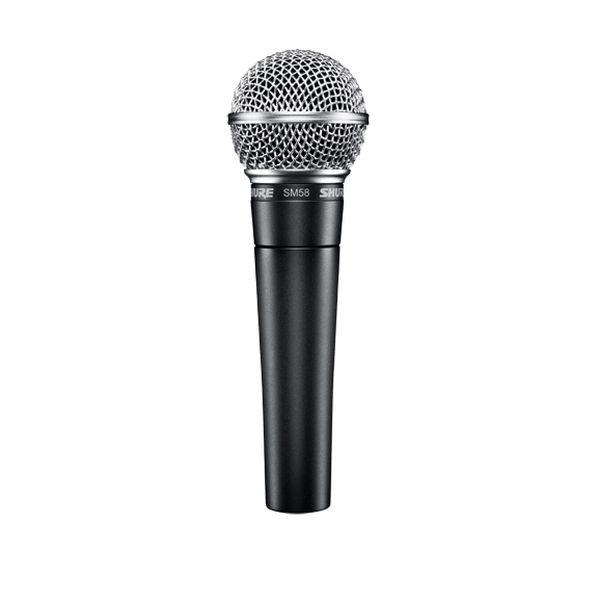 Microfon dinamic Shure SM58 LCE