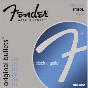 Corzi chitara electrica Fender Original Bullets 3150 L 9-42