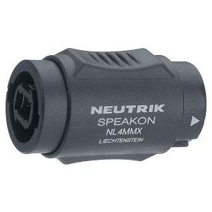 Conector NEUTRIK NL4MMX