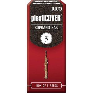 Rico Plasticover saxofon sopran 3