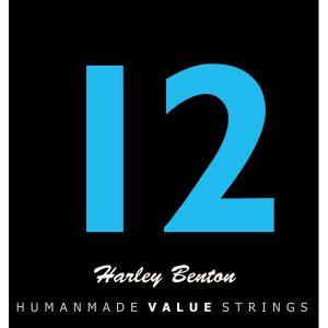 Corzi chitara acustica HARLEY BENTON 012