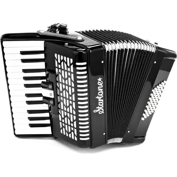 Acordeon Startone Maja 48 Accordion Black