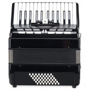 "Acordeon Classic Cantabile ""Secondo III"" black"