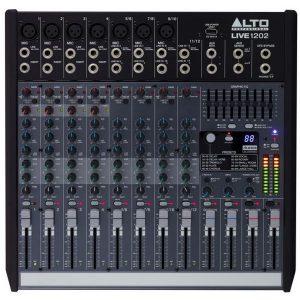 Mixer profesional Alto Live 1202