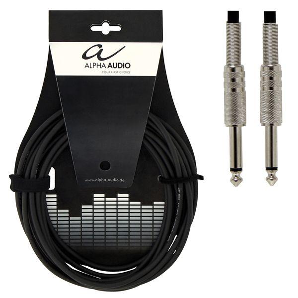 Cablu instrument Alpha Audio 6M