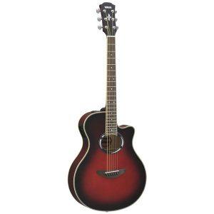 Chitara electro-acustica Yamaha APX500III DUSK SUN RED