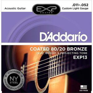 Corzi chitara acustica EXP 13