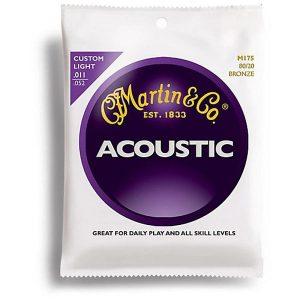 Corzi chitara acustica Martin M175