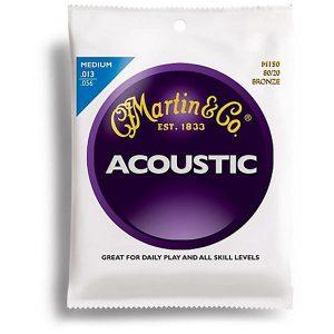Corzi chitara acustica Martin M150