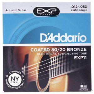 Corzi chitara acustica EXP11