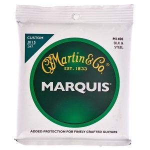 Corzi chitara Acustica Martin Guitars Marquis 1400 Folk
