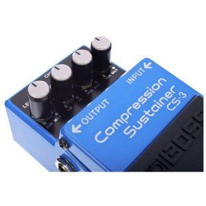Pedala Boss CS-3 compression sustainer