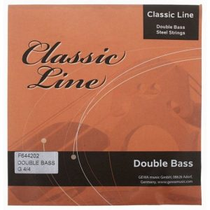 Set corzi contrabas Classic Line Double Bass Strings
