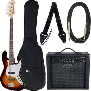 Set chitara bass Harley Benton JB22