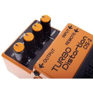 Pedala efect chitara BOSS DS-2 Turbo Distortion