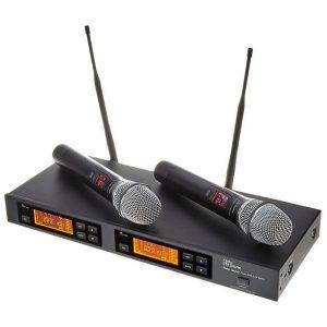 Microfon/Reciever the t.bone free solo Twin HT 823 MHz