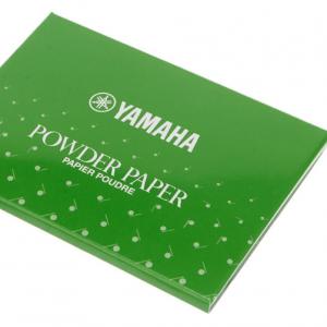 Yamaha Hartie cu pudra de curatat