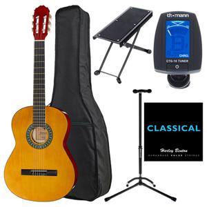 Startone CG851 4-4 Classical Guitar Set