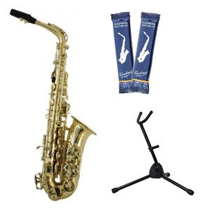 Saxofon alto Flame Pro JYAS-1102 Set