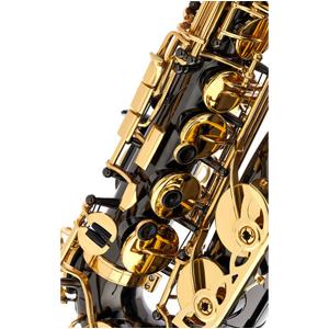 saxofon alto Thomann TAS-180 Black