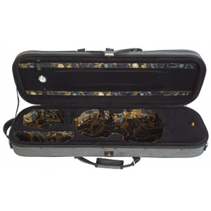 Flame Pro CSV 327 A1 Violin Light Case