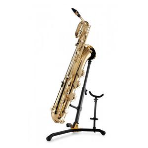 Stativ dublu saxofon bariton si alto tenor Hercules DS536B