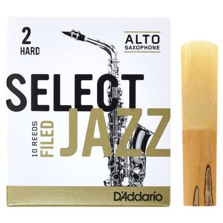 Ancii saxofon alto Daddario Select Jazz Filed 2H