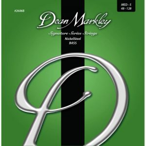 Set de corzi pentru chitara bass Dean Markley 2606B Me