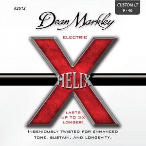Corzi chitara electrica Dean Markley Helix 2512 CL