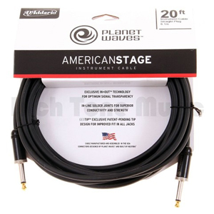 Cablu instrument Planet Waves PW-AMSG 20