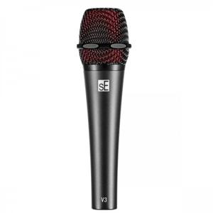 Microfon dinamic cu fir sE Electronics V3