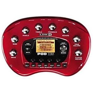 Procesor pentru chitara electrica Line 6 Pod X3