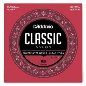 Corzi chitara clasica D' Addario EJ27N