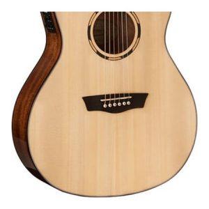 Chitara electro-acustica Washburn Woodline O10 SCE