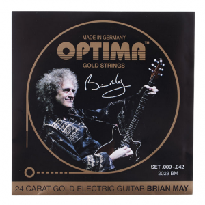 Corzi Chitara Electrica Optima Brian May Signature 09-42
