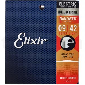 Corzi Chitara Electrica Elixir Nanoweb Super-Light