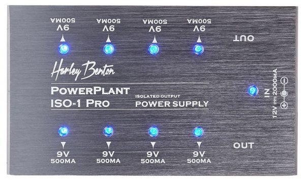 Alimentator pedale Harley Benton Powerplant ISO-1 PRO