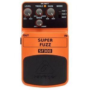 Pedala Behringer SF300 Super Fuzz