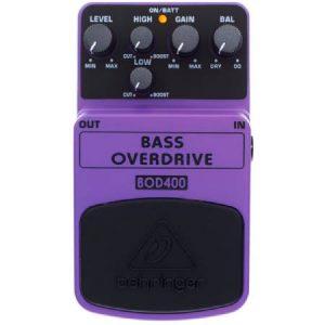Pedala Bass Behringer BOD400