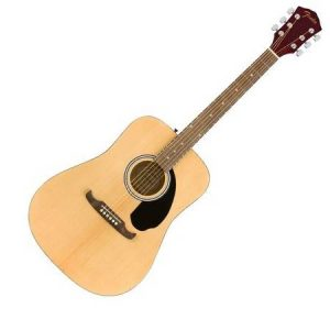 chitara Fender FA 125 Dreadnought Natural